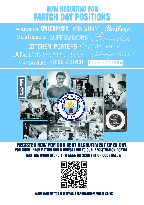 Recruitment flyer GENERIC