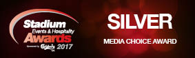 Media Choice Award Silver WFC 2017