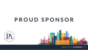 Manchester PA Awards 2019 Sponsor Banner